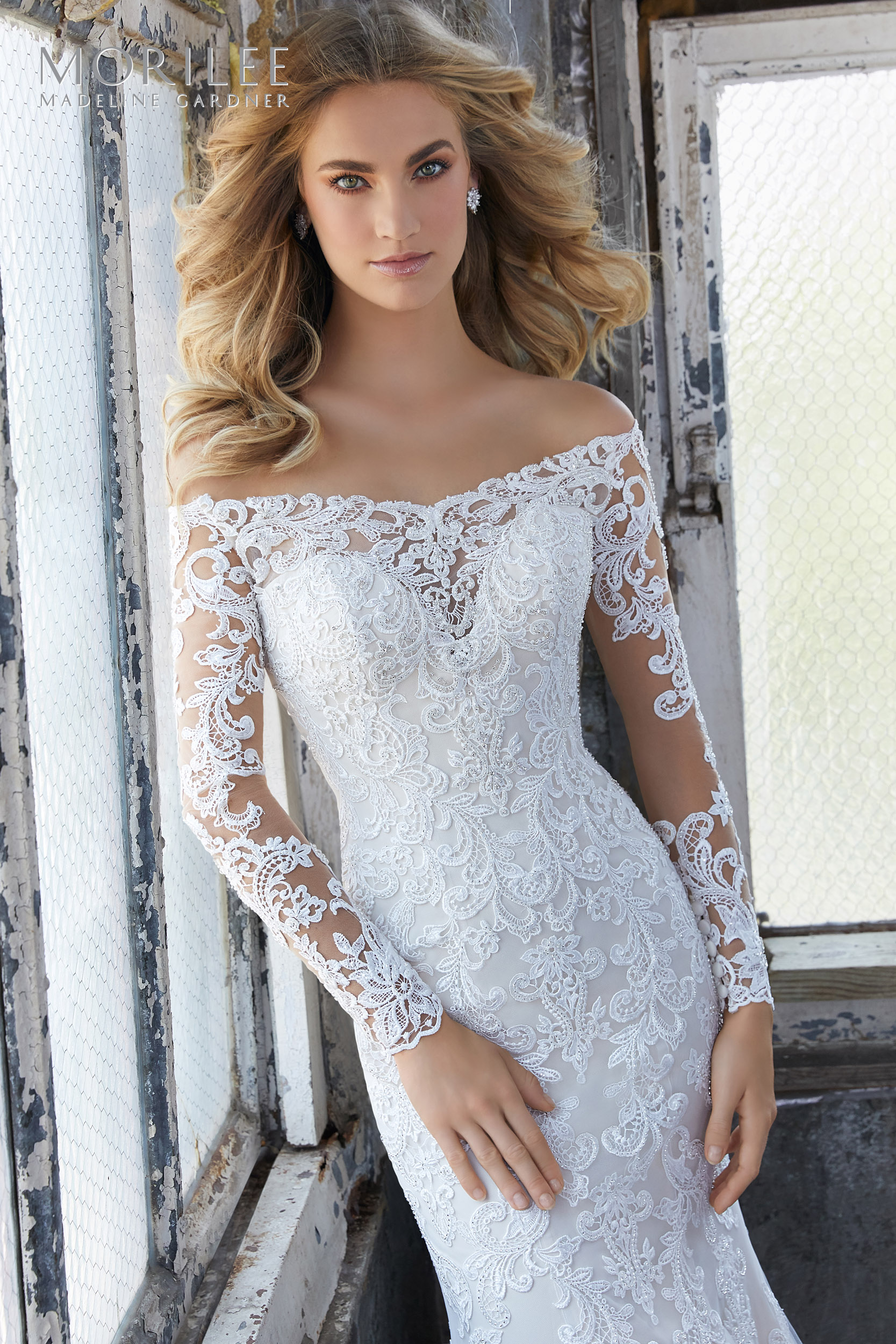 Illusion lace