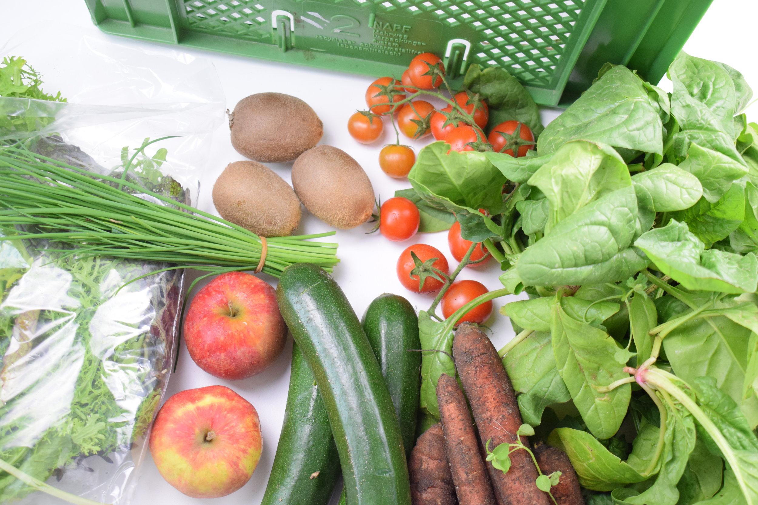 Biokiste - Nachhaltiger Leben