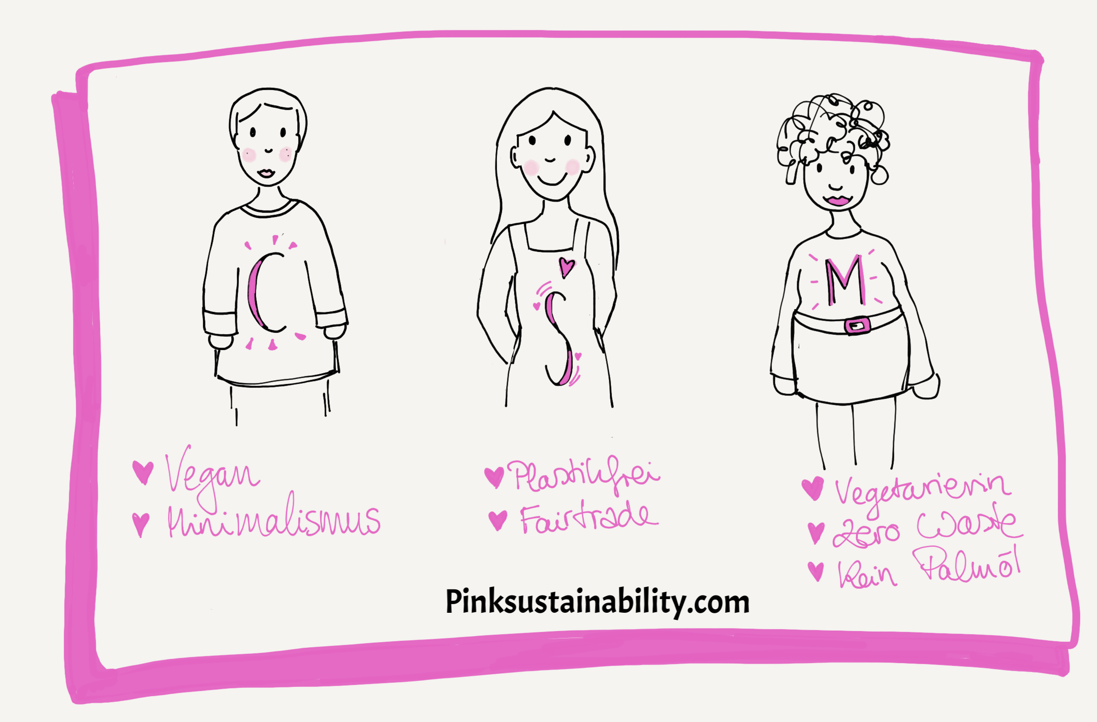 Pink Sustainability