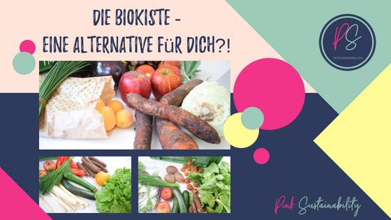 Biokiste Produkttest