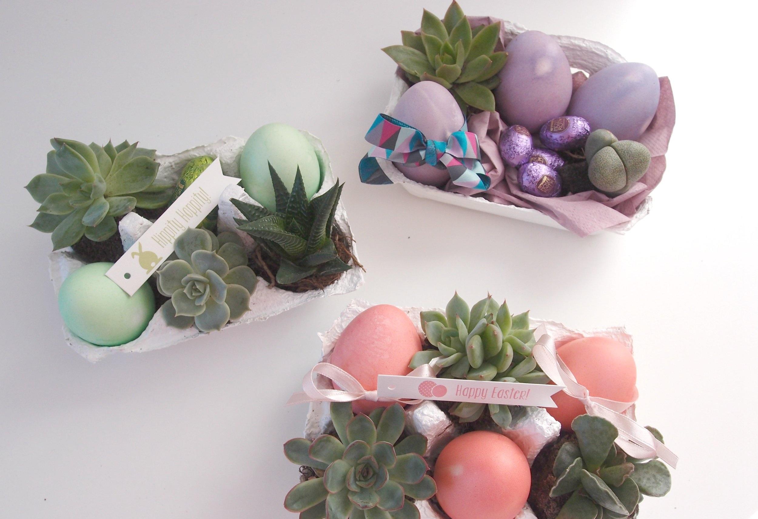 DIY Ostergeschenke Selbermachen