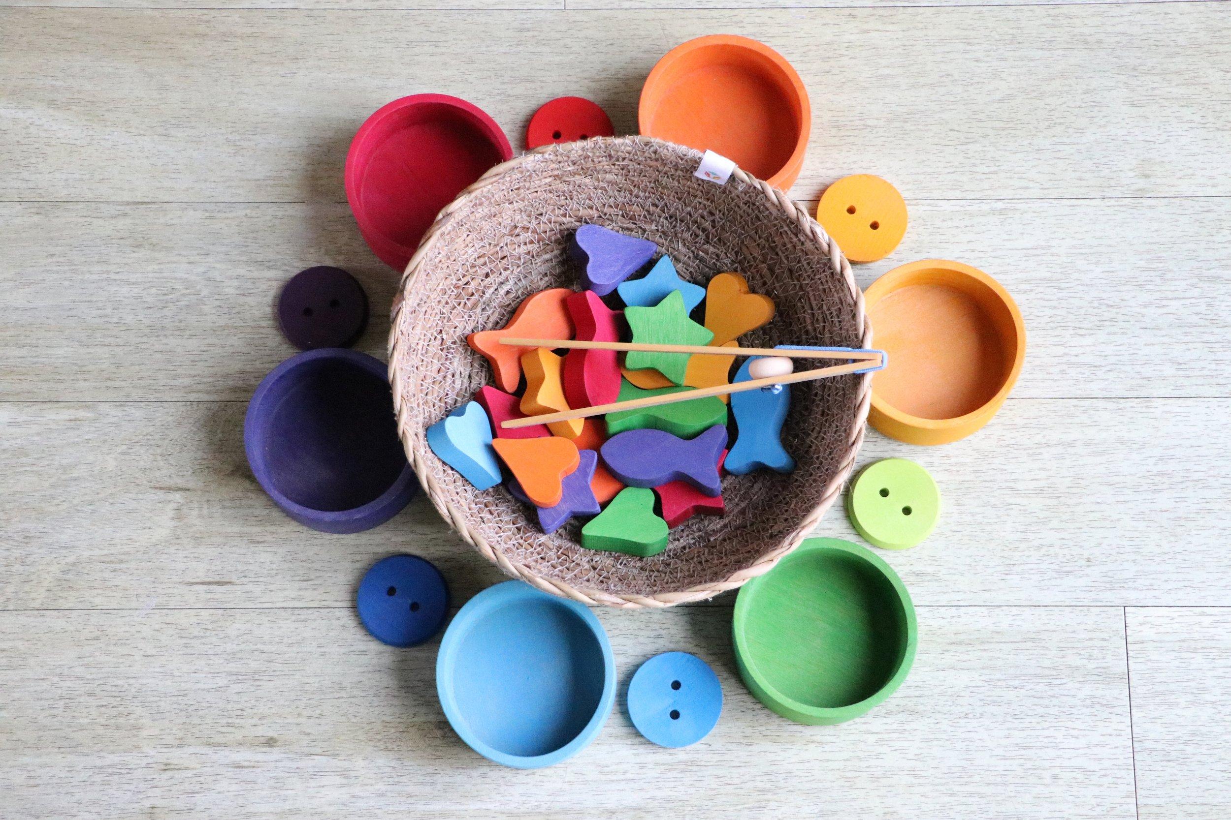 Nachhaltiges Spielzeug -