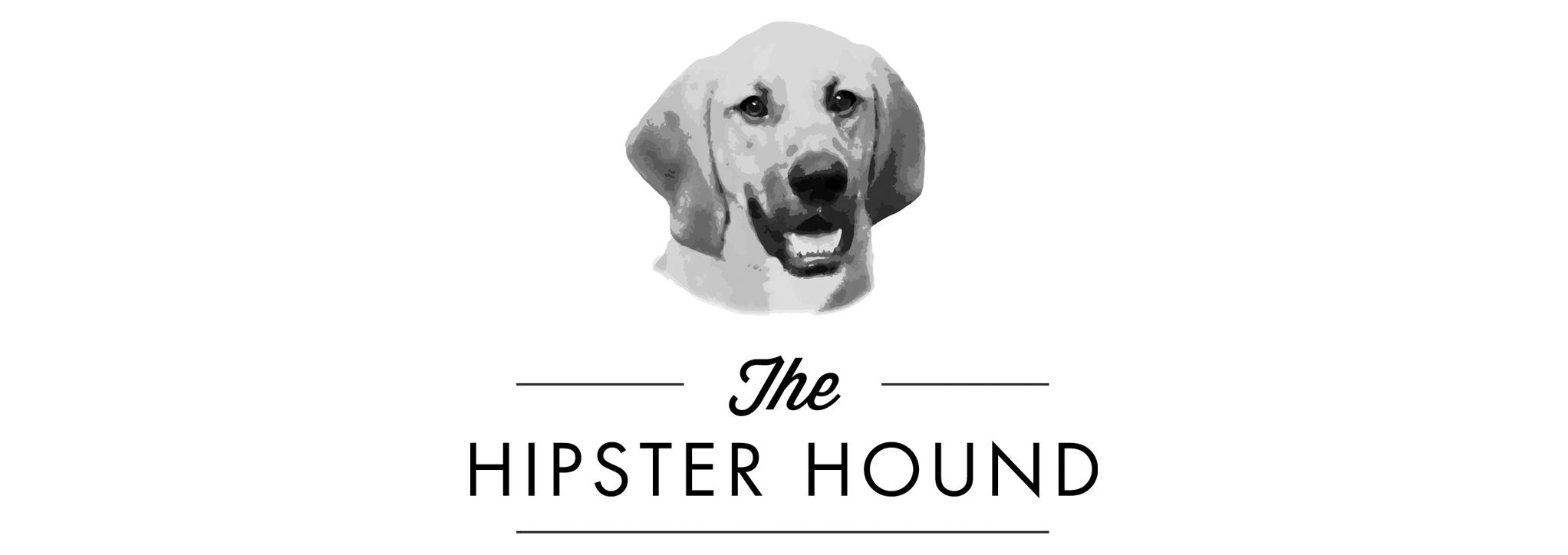 Hipster Hound Logo