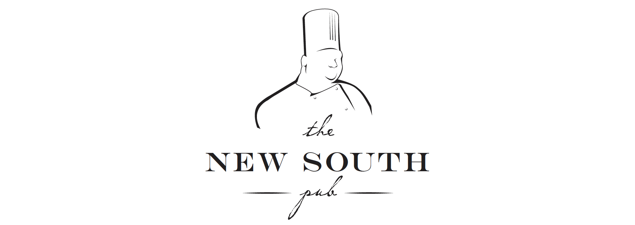 The New South Pub logo