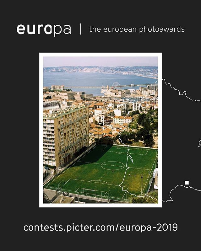 E U R O P A  The @europhotoawards will be open for submissions from 10th May to 5th July.  There will be 3 winners selected by Photographique in conjunction with The Martin Parr Foundation for the best portrait, landscape and series of images.  Keep posted on @europhotoawards for more.  We look forward to seeing the submissions!