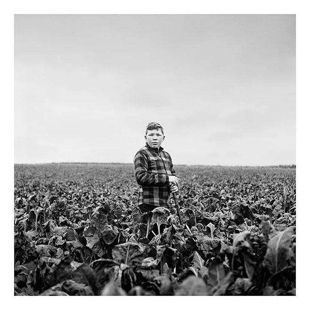 @borishallvighere on day 2 of my takeover. I'm postingimages from my first long form photographic project, Seasonal Blues. A series of portraits and landscapes documenting rural life in the South West,during the short light and long months of winter.This image is of Morgan, helping as a Beater on a pheasant hunt.  Taken on a #Yashicamat124g and #acros100 film. And scanned on Photographique's fancy new Flextight scanner.  #film #filmfeed #filmphotography #analog #anaoguephotography #analogueforever #mediumformat #120film #portrait #portraiture #documentaryphotography #devon #photographiqueuk