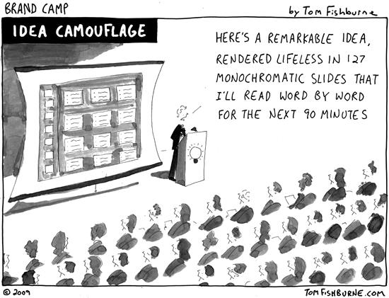 Idea Camouflage