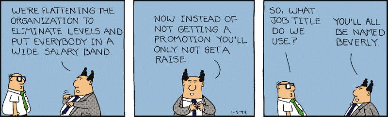 Job Titles - Do we really need them?