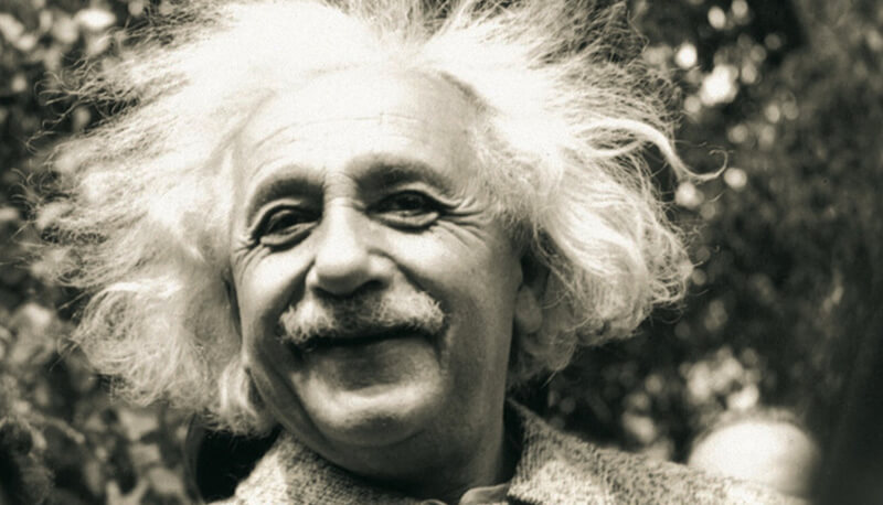 Albert Einstein and Beginner's Mind