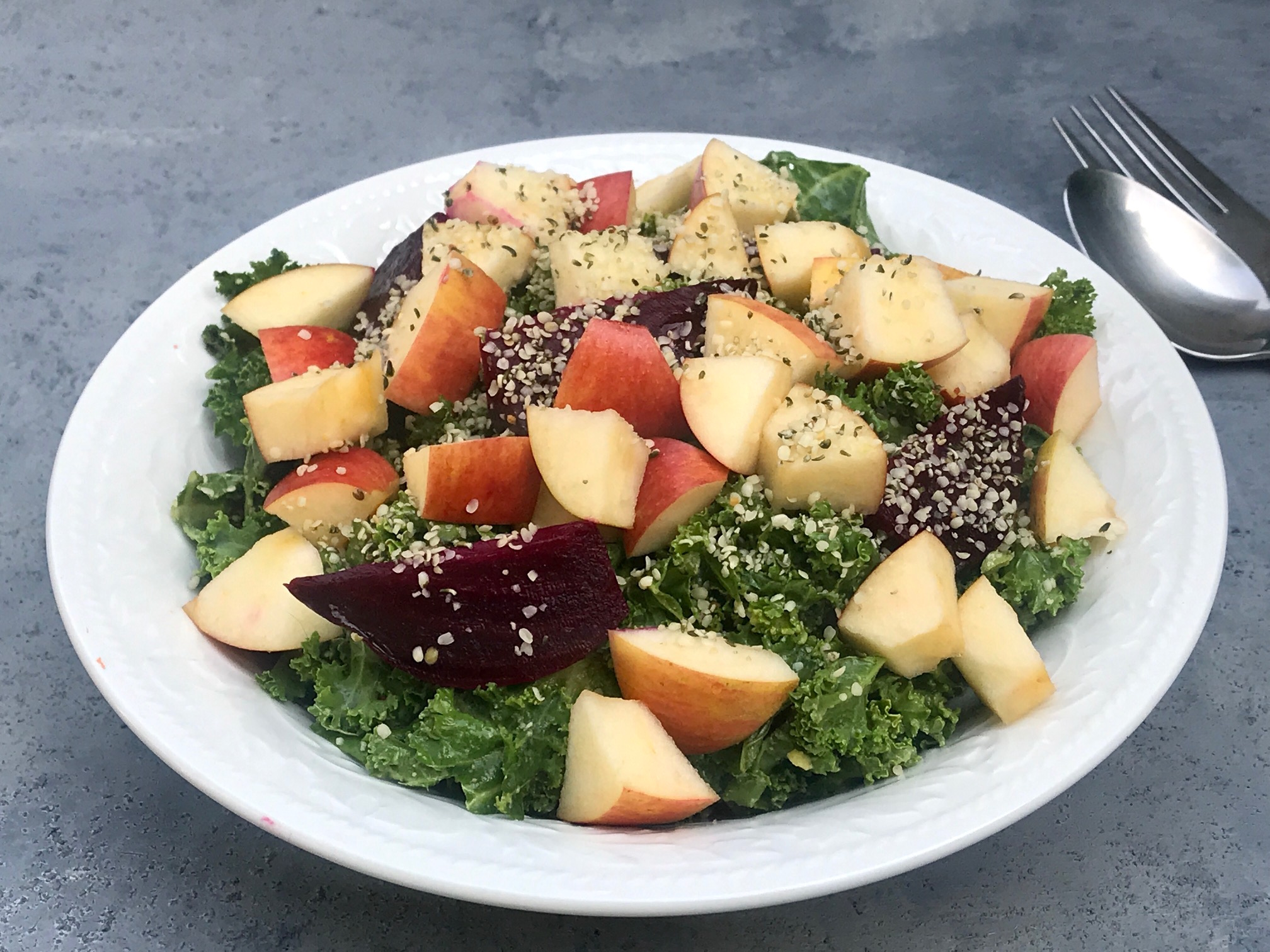 Kale Salad with roasted beets and apple.jpg