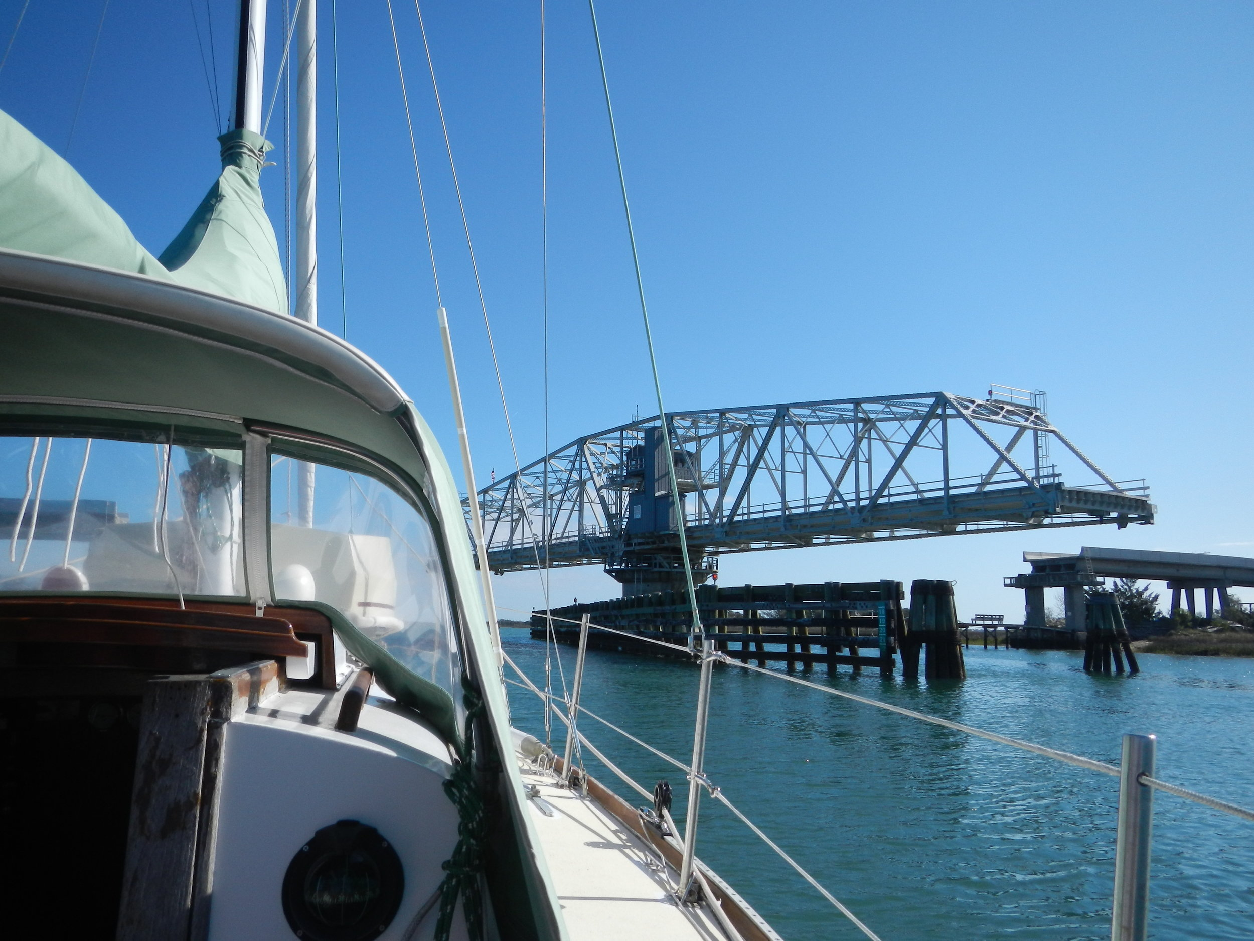 Figure Eight Island Bridge -