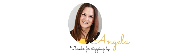Blog Signature of Angela Meredith of Less Stress Design, a squarespace website designer, in Fort Mill, SC, Charlotte, NC area.