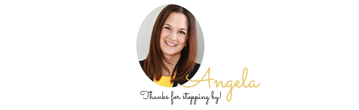 Blog Signature of Angela Meredith of Less Stress Design, a Squarespace website designer in Fort Mill, SC, Charlotte, NC area.