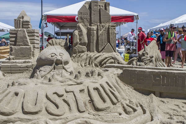 AIA Sandcastle Competition - August 24, 2019East Beach, Galveston1923 Boddeker Dr. | Galveston, TX 77550
