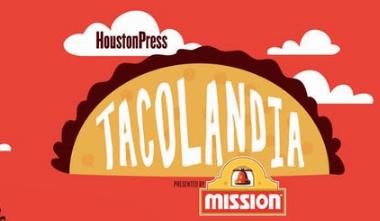 Tacolandia - Oct. 19, 4 pm - 7 pmThe Water Works at Buffalo Bayou, 105 Sabine St., Houston, 77007$20 - $75