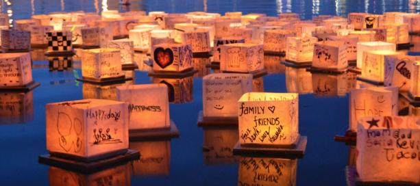 Water Lantern Festival - Oct. 19, 4-10 pmMagnolia Garden Park12044 Beach St, 77044$25 in Advance - $40 day of Event