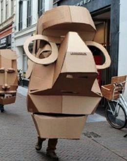 Houston's Cardboard Art Parade - Oct. 29, 7-10 pmSuper Happy Fun Land, 3801 Polk St., 77003$8