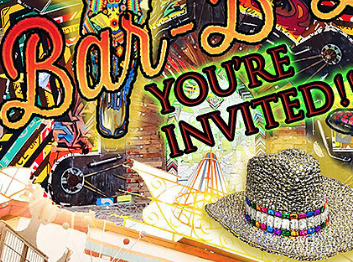 Orange Show Fall Bar-B-Que - Oct. 5, 3 - 8 pmSmither Park, 2441 Munger St., 77023Free (registration required)