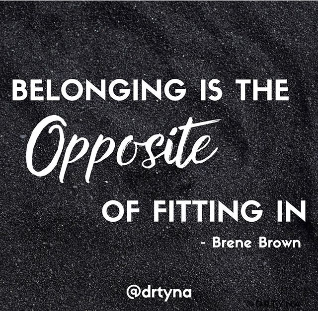 So refreshing #freespirit #freetobeme #letyourfreakflagfly Thank you for this gem @drtyna & @brenebrown