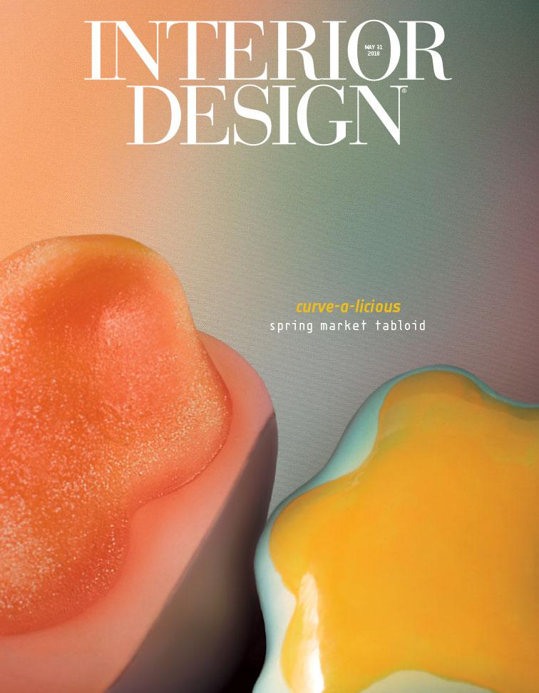 Interior Design Magazine Spring Market 2018