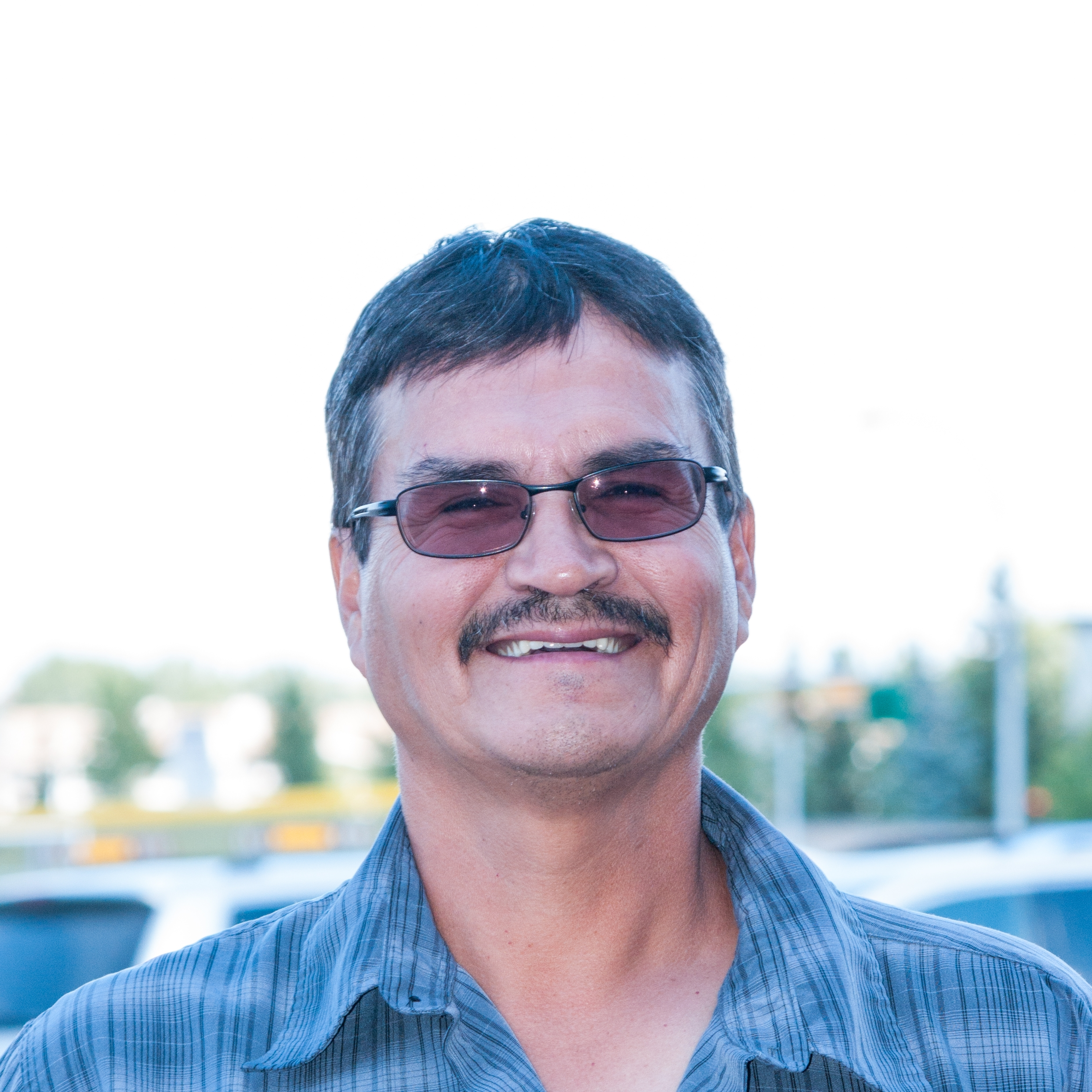 Stanley Sasakamoose  Director of Sports, Recreation & Youth