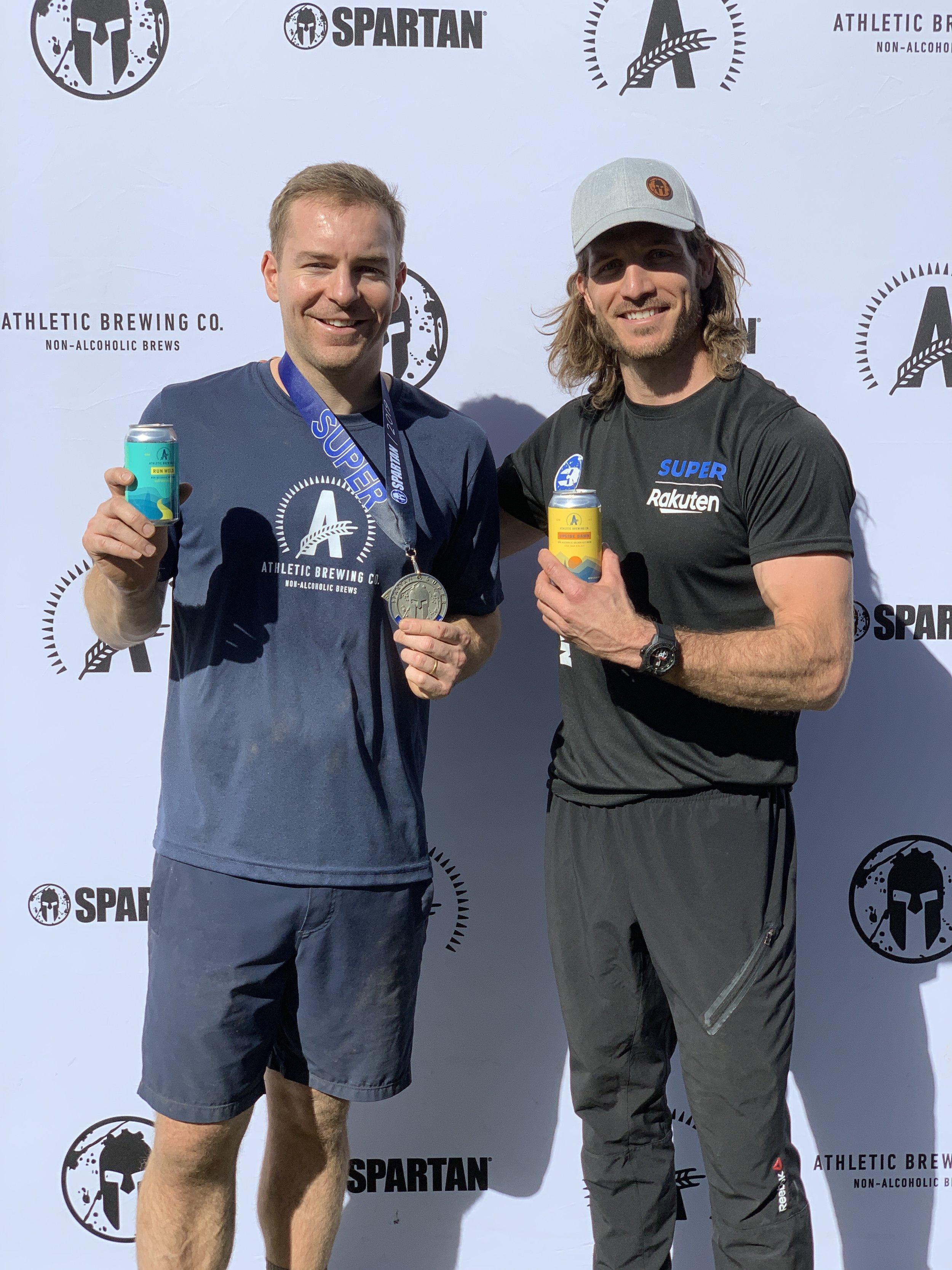 Bill and Ryan Spartan.JPG