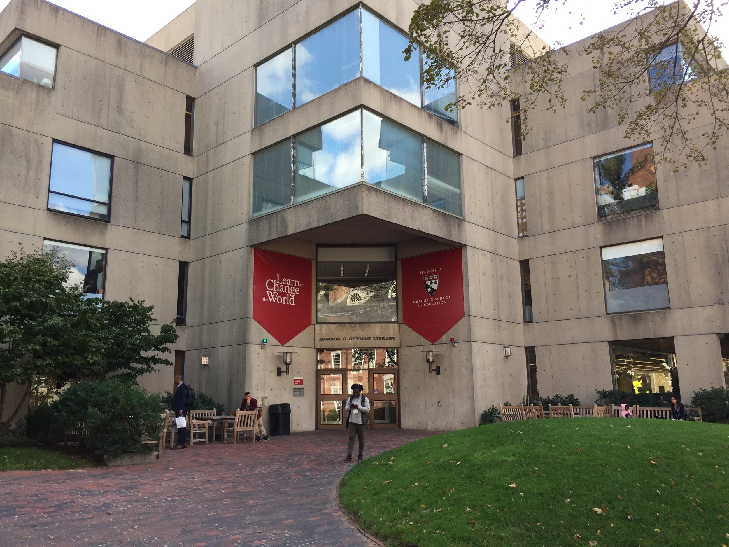 Harvard School Of Education >> Rounds At Harvard Graduate School Of Education Cadwell