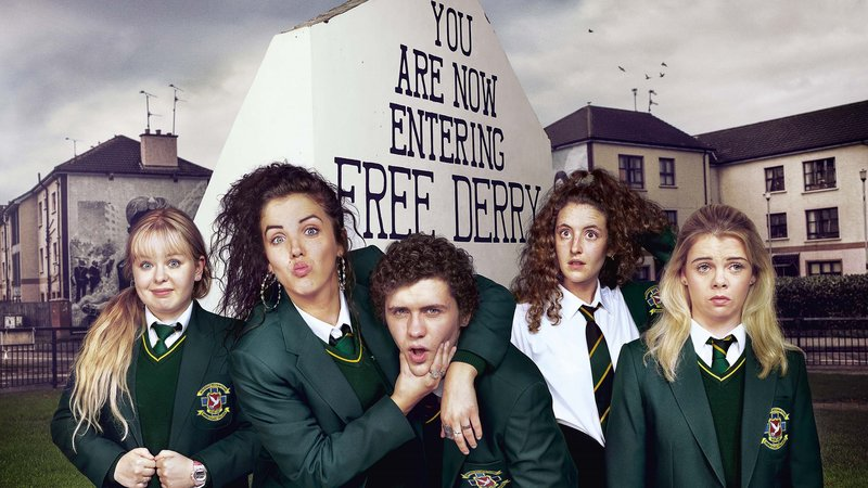 Derry Girls , Channel 4