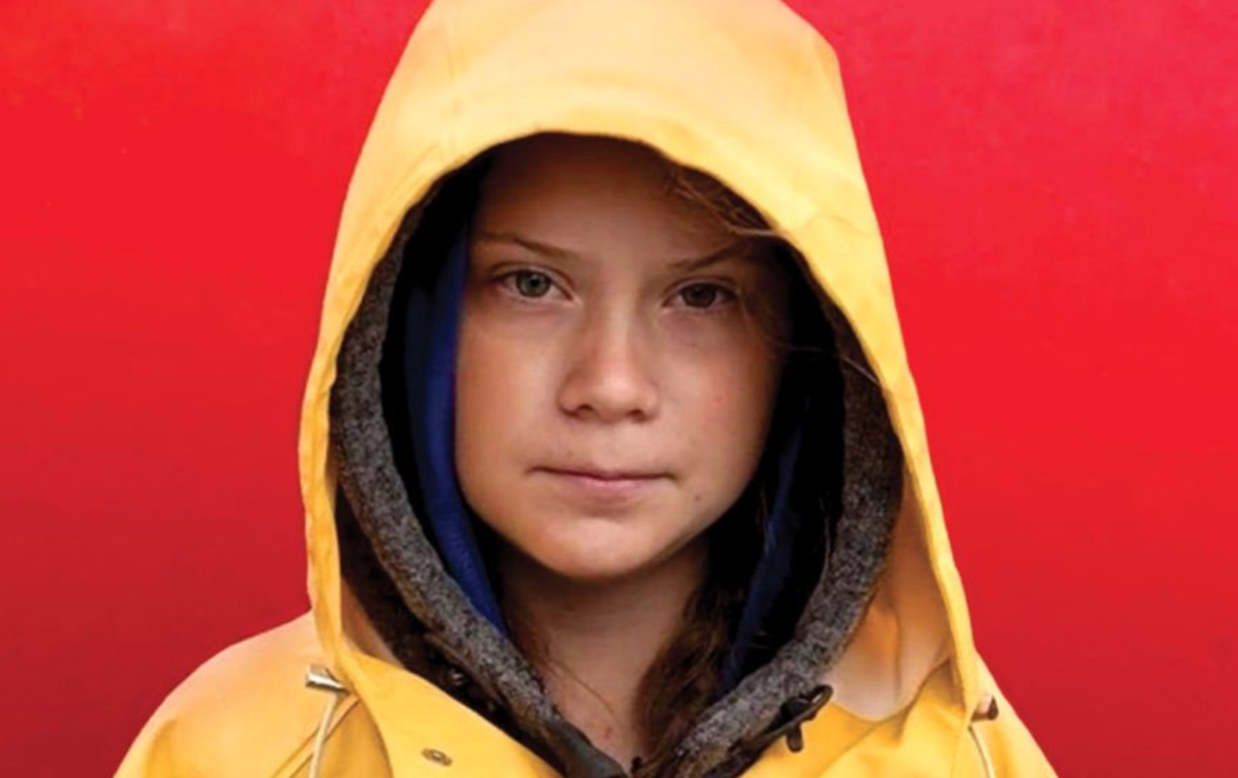 Swedish climate activist Greta Thunberg (by Anders Hellberg)
