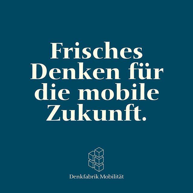 Neuer Lesestoff von der #denkfabrikmobilitaet - Link in Bio #mobility #smartcity #carsharing  #roadpricing #carpooling #verkehrslittering #zurich #transformationsdesign #rosengartentunnel #emobility #urban #thinkdifferent #future