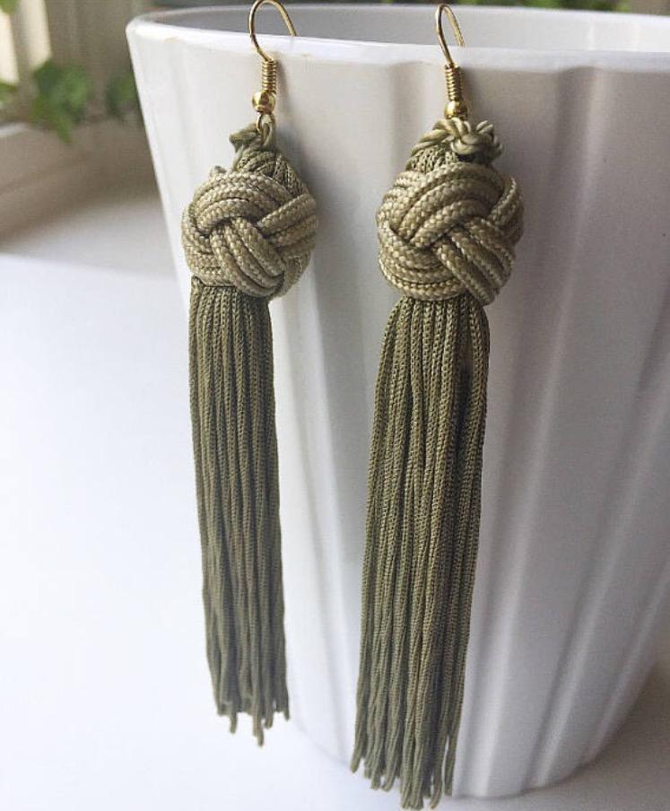 Sage Tassle Earrings.jpg