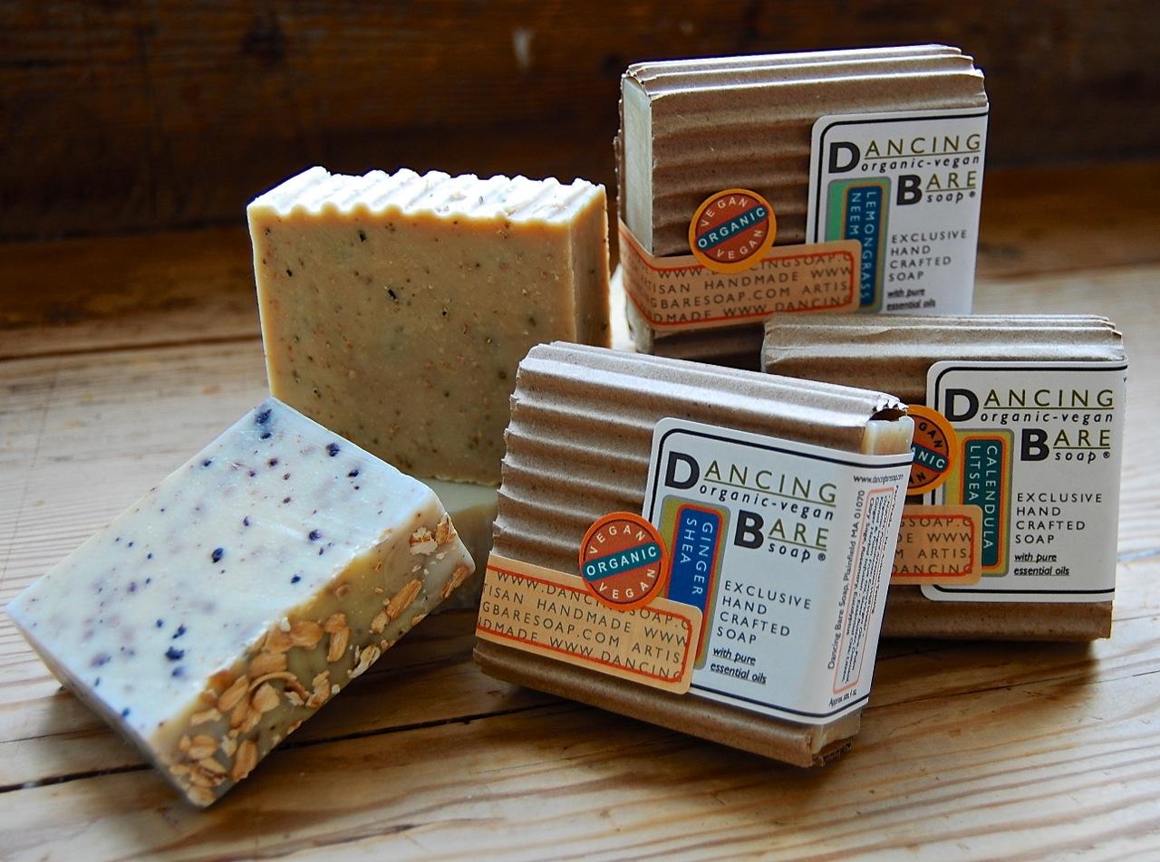 Dancing Bare Soap