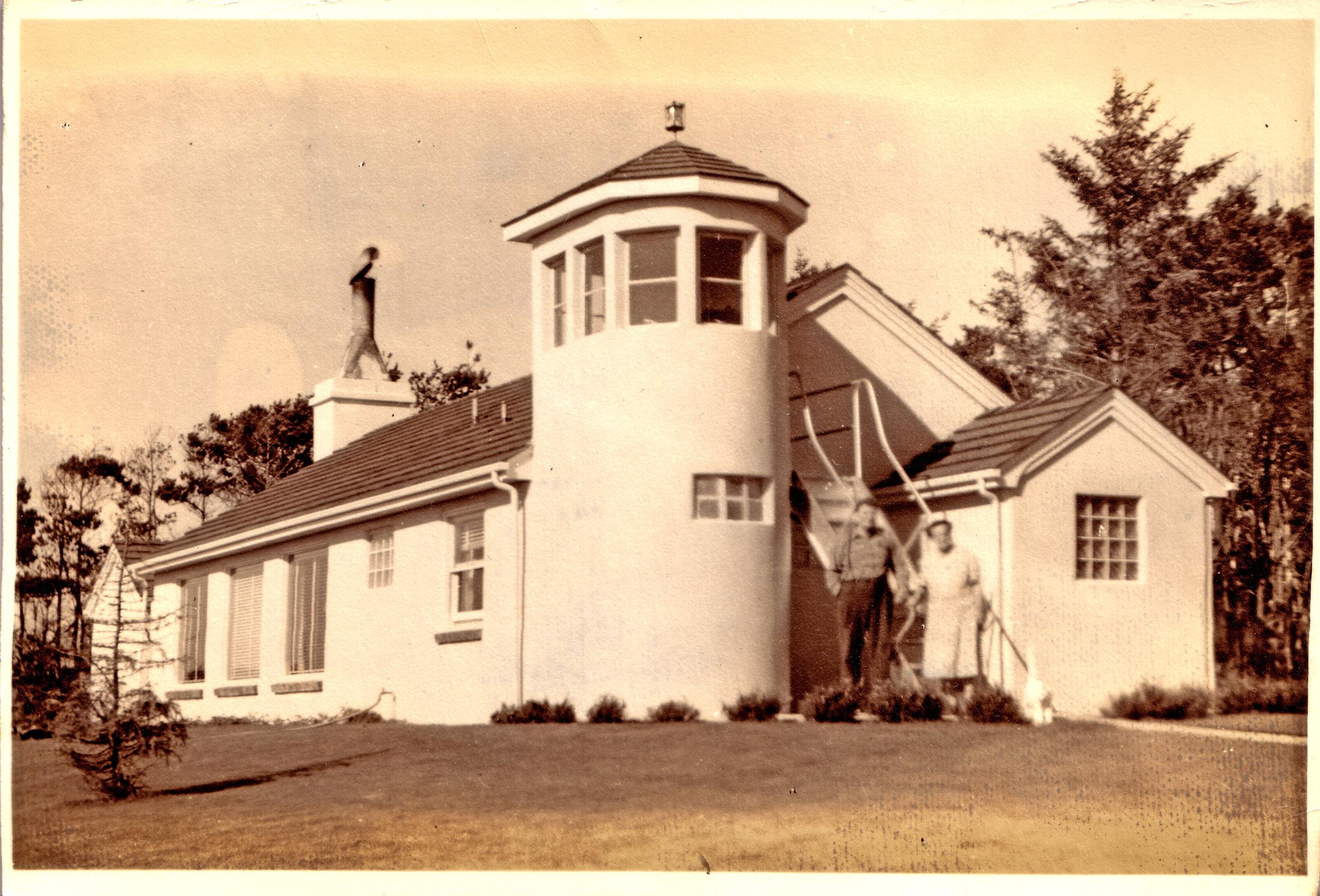 Original Camp House