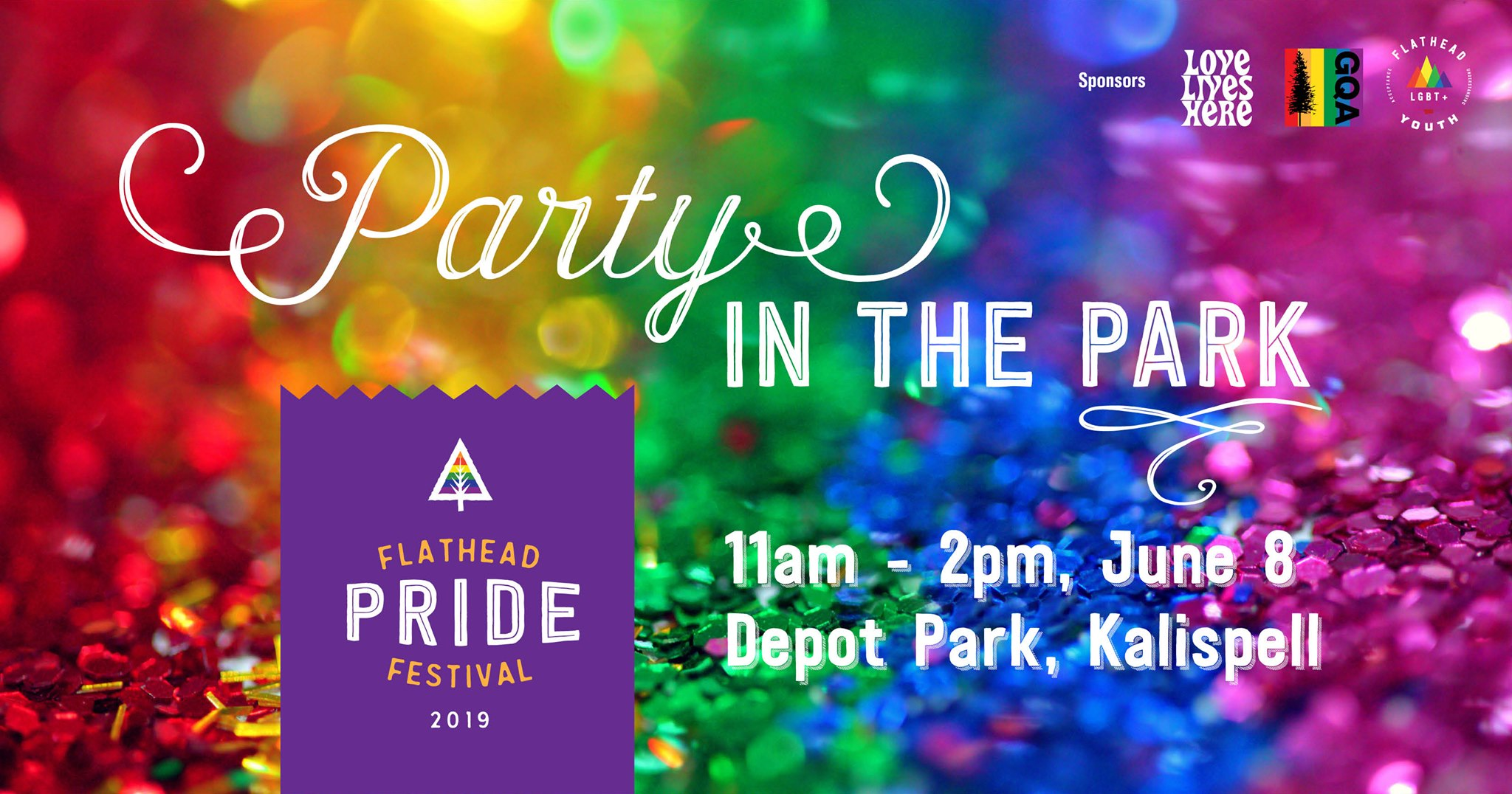 11am - 2pm on Saturday, June 8 Depot Park in Kalispell 15 Depot Park
