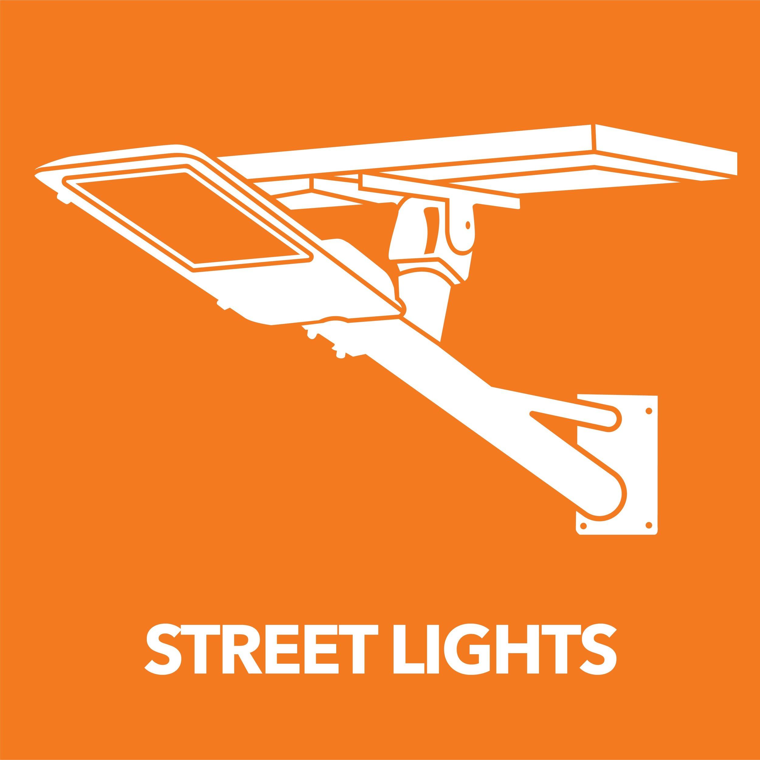 Greentek Street Lights
