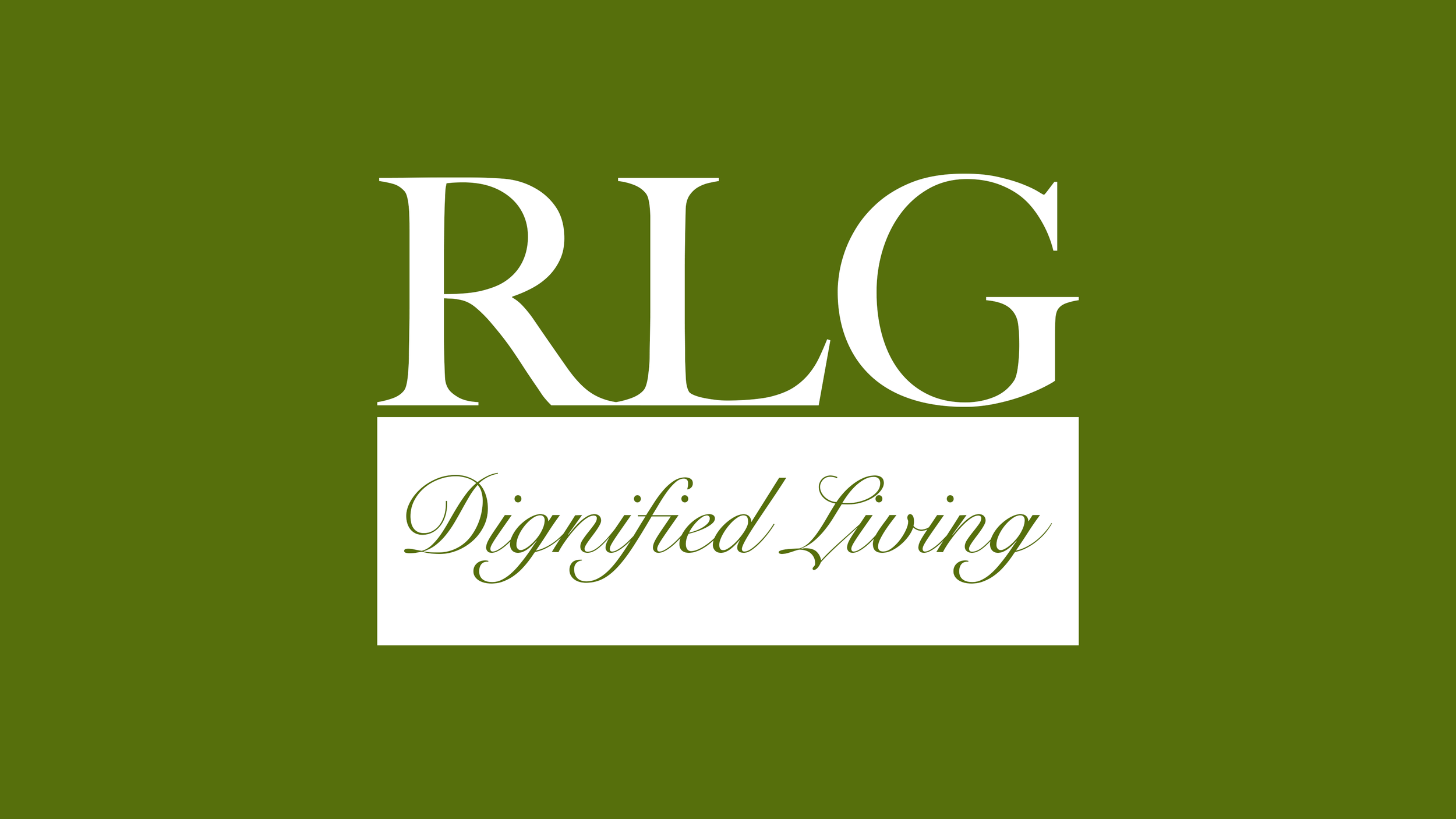 RLG Dignified Living