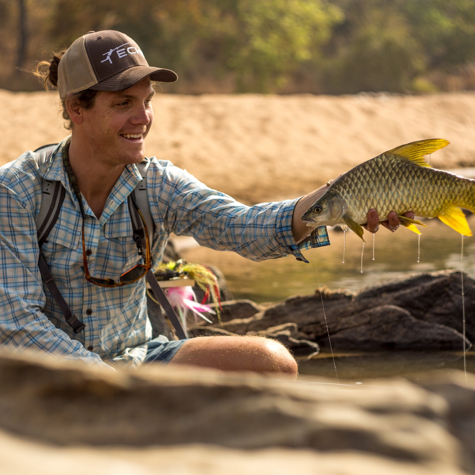 Stuart Harley - Fishing