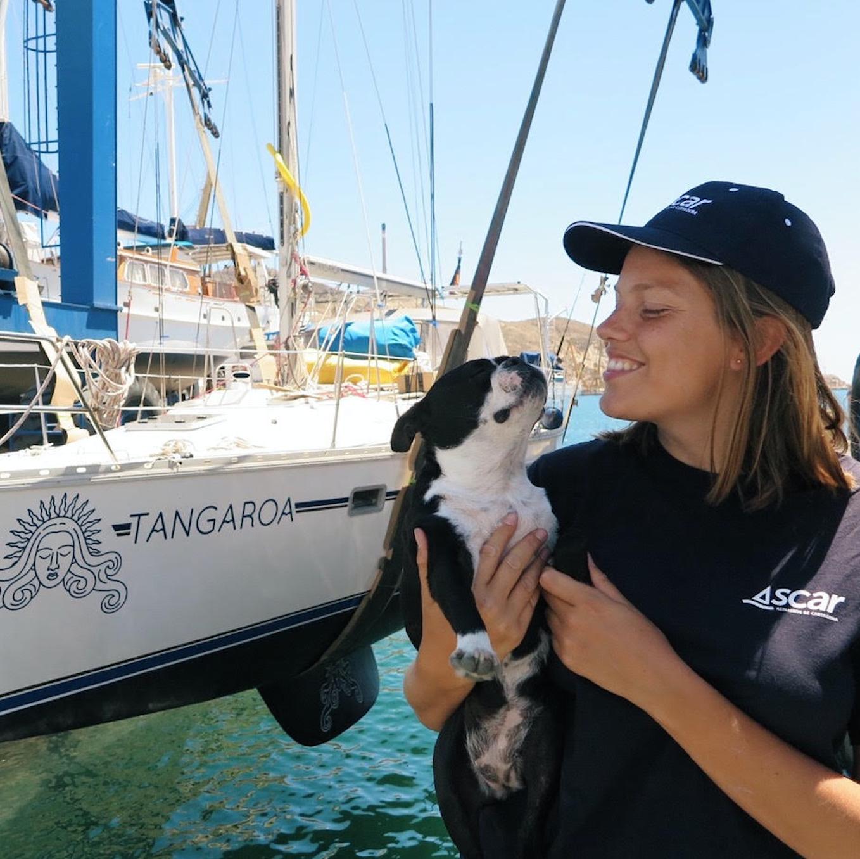 S/Y Tangaroa  - Sailing