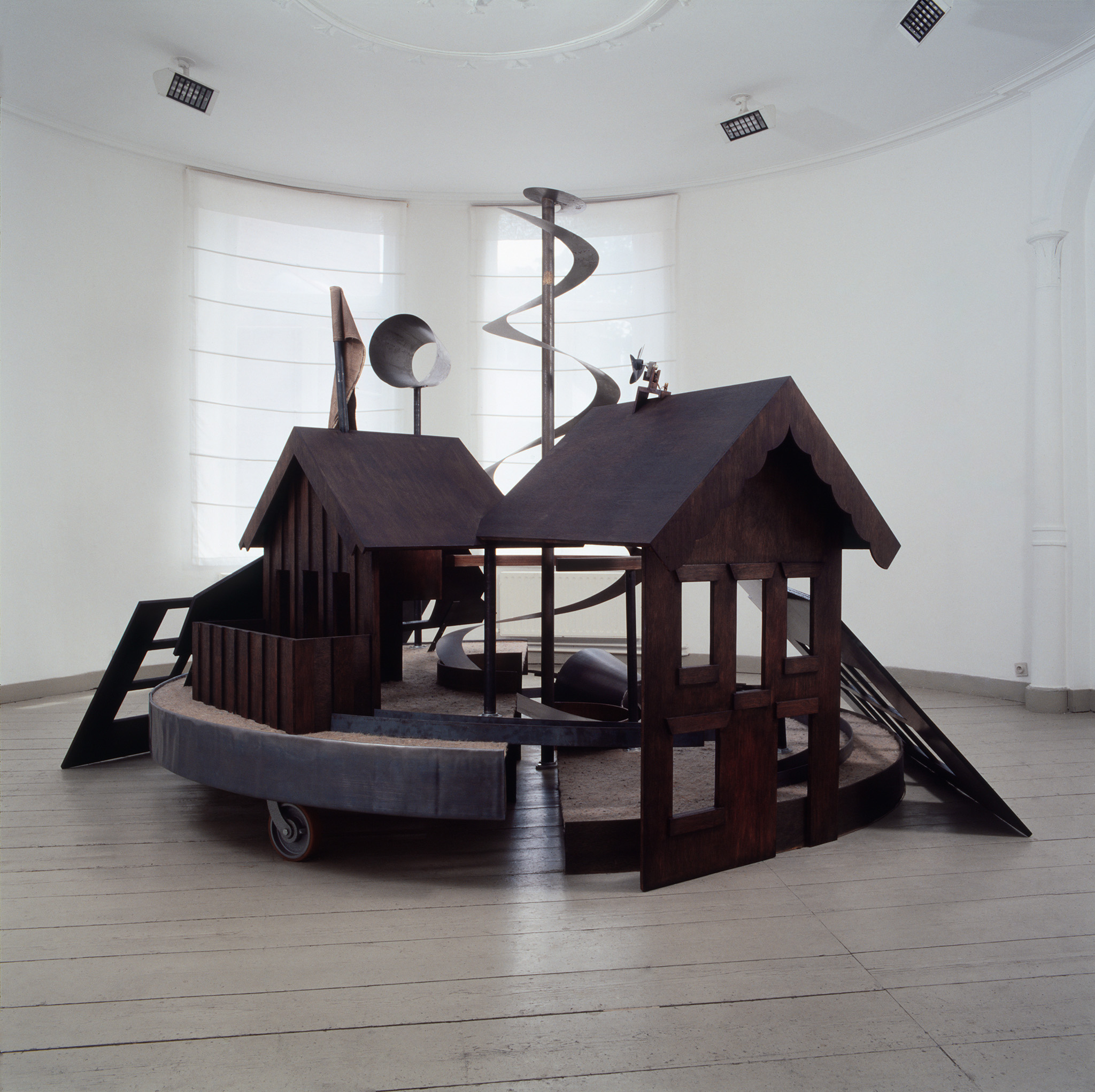 Screw Device , 1991