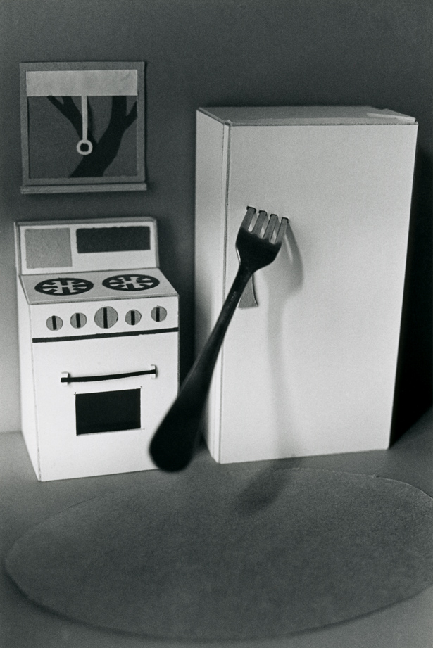 Fork In The Refrigerator , 1975