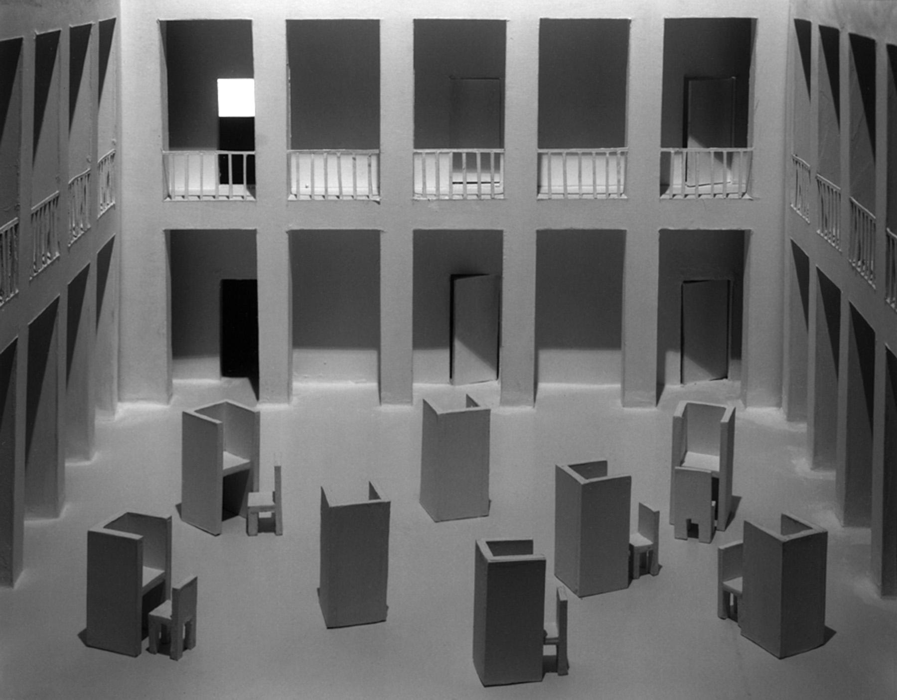 Library II , 1980