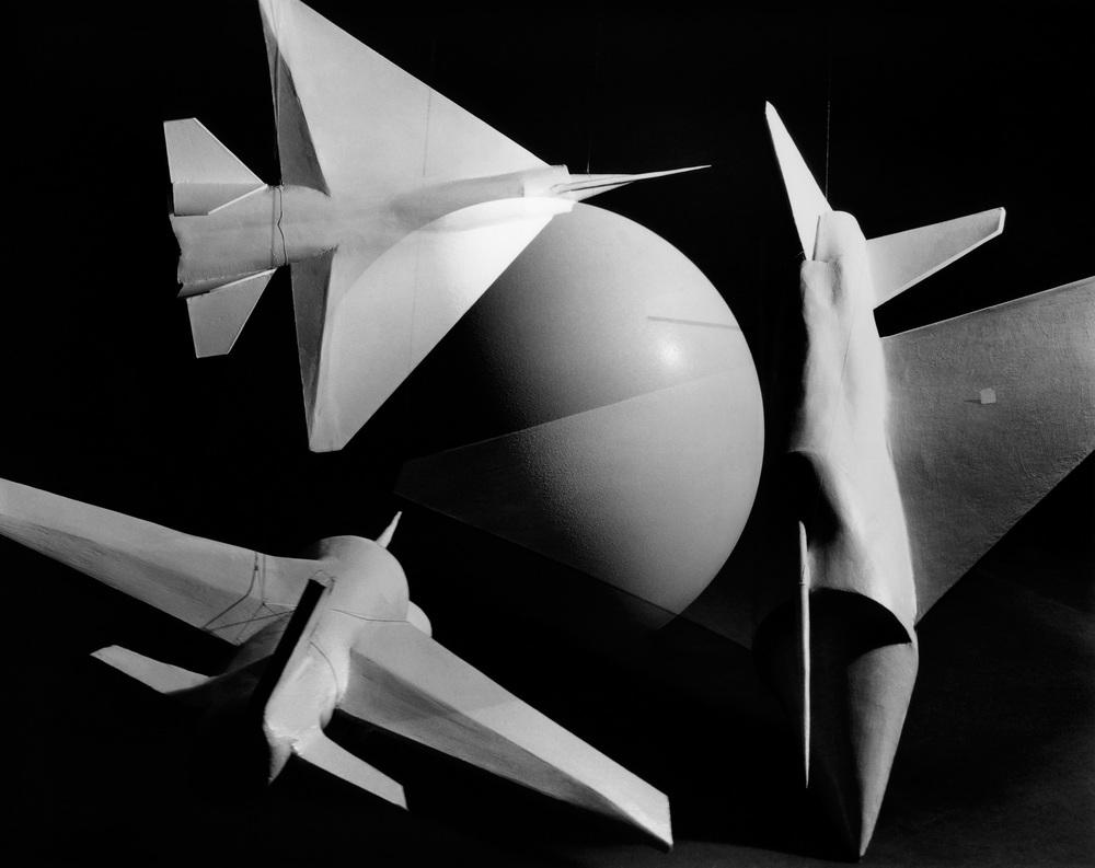 Three Planes , 1981