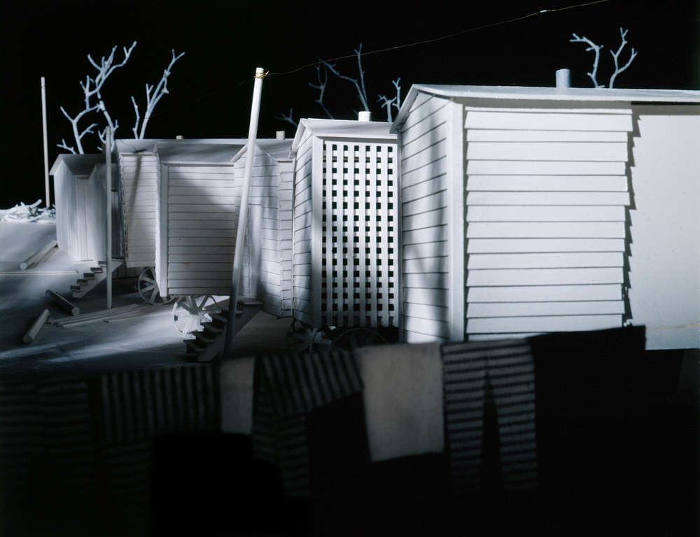 Georgian Jail Cages , 1993