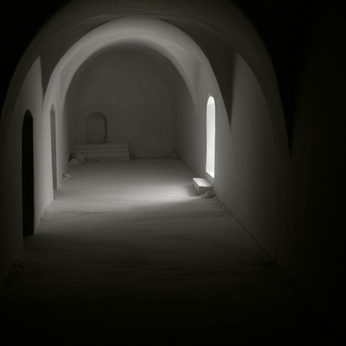 Vaulted Corridor #2 , 2001