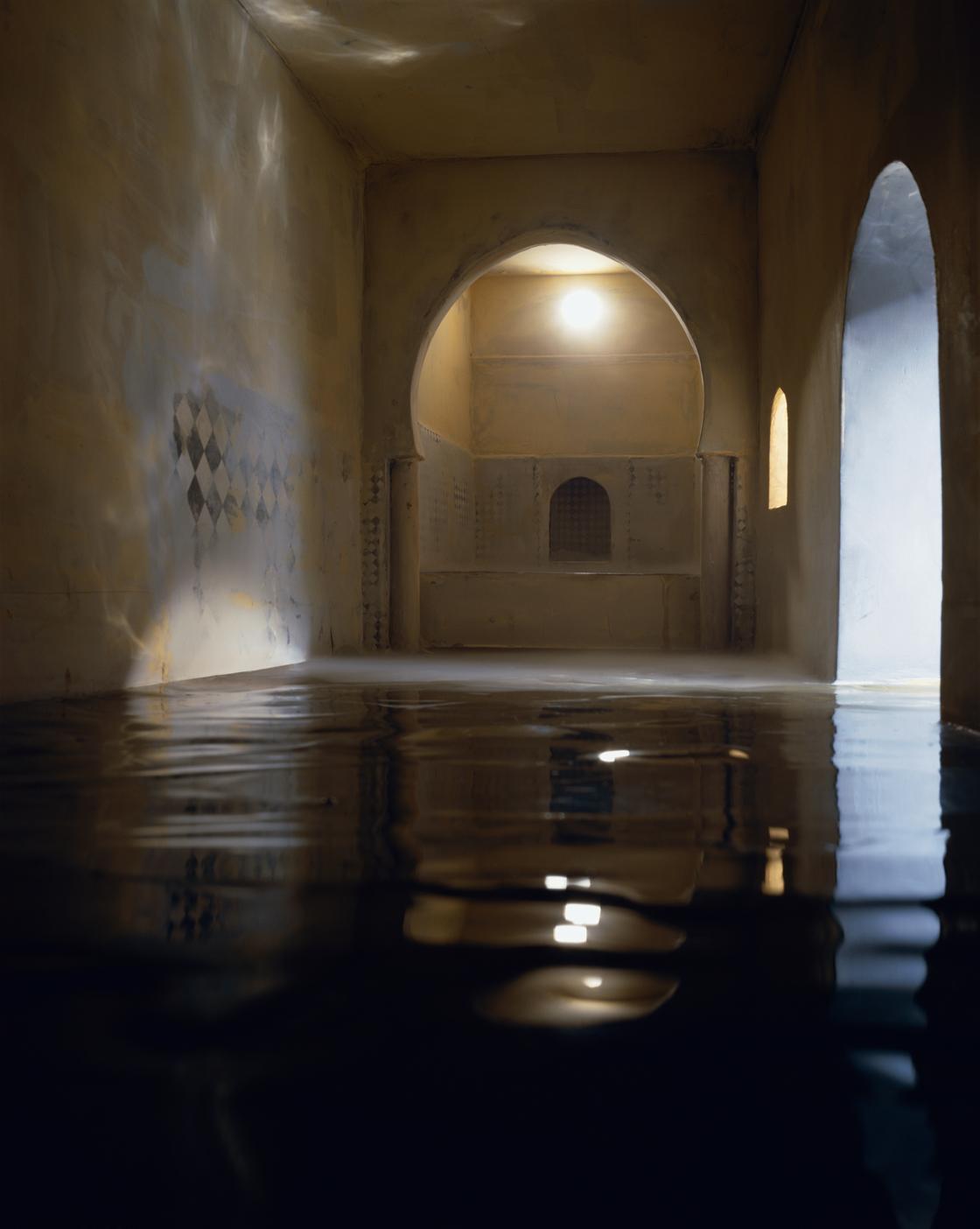 Spanish Bath (Vertical) , 2003