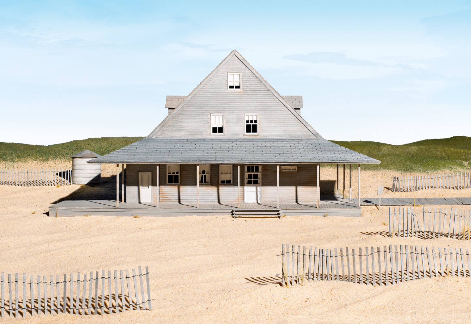 Caffey's Inlet Lifesaving Station (Dare County, NC) , 2013