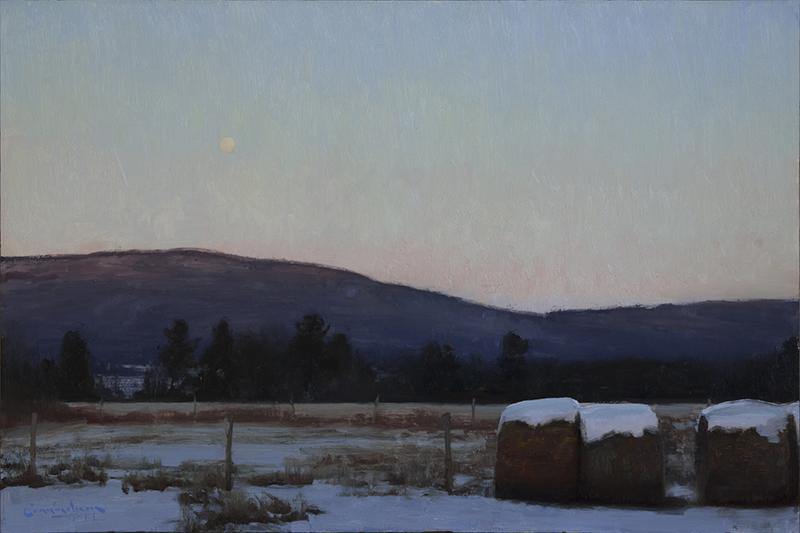 Snake Mountain Moon