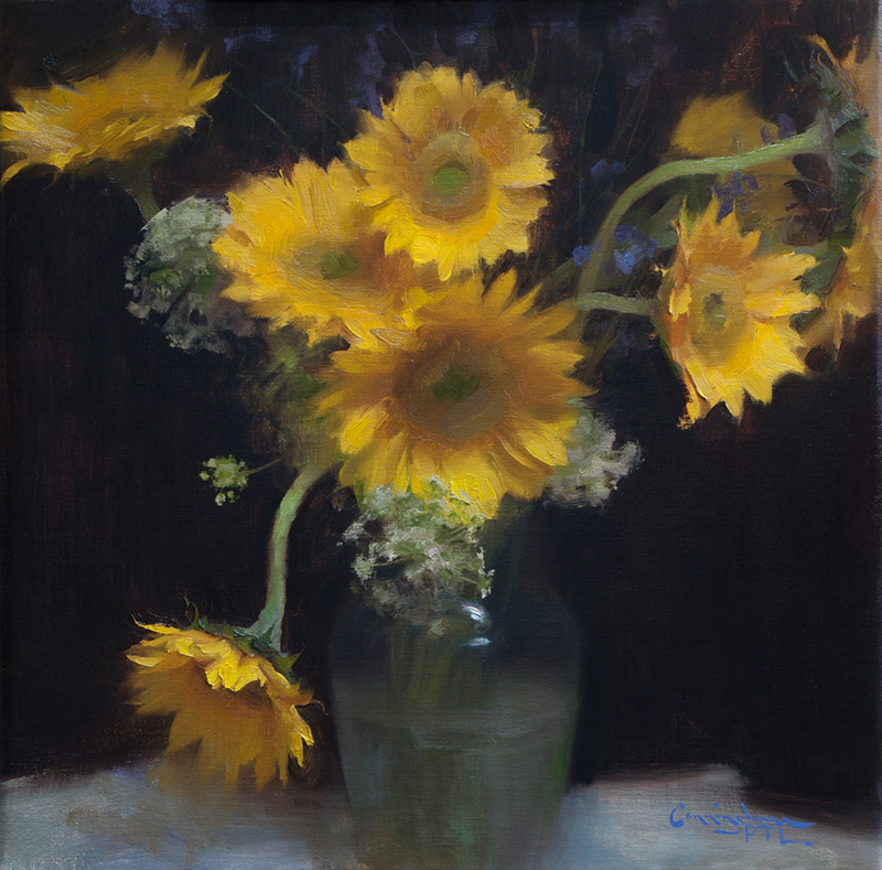 Ms Judy's Sunflowers