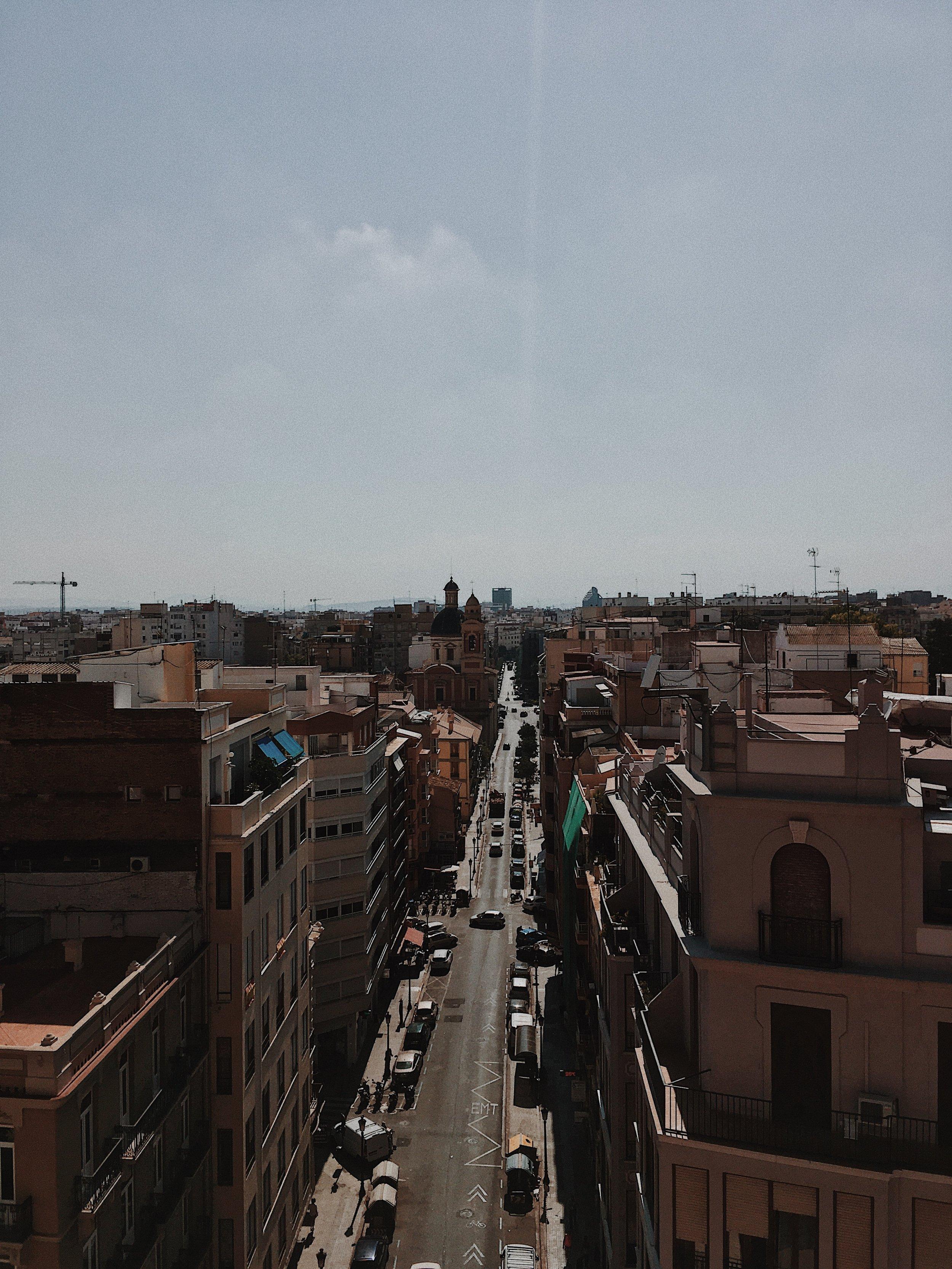 City streets :)
