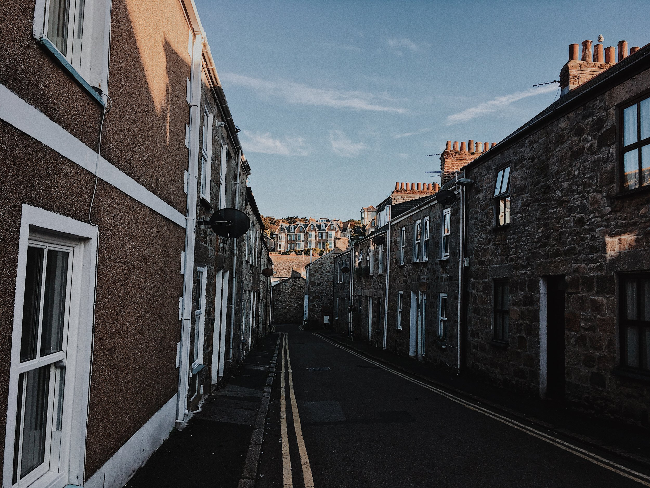 a street in St. Ives